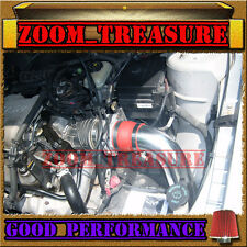RED 1997-2003/97-03 CHEVY MALIBU BASE/LS 3.1L V6 COLD AIR INTAKE KIT 2P