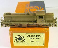 ALCO RS-1 1000HP Diesel     Sunset 1985    HO BRASS    ***EXCELLENT***