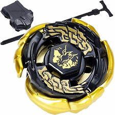 GOLD Galaxy Pegasus Pegasis Black Hole Sun Ver Beyblade Metal Masters w/Launcher
