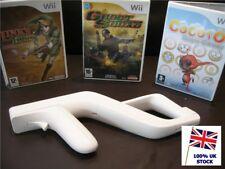 Nintendo Wii Ultimate LIGHT Gun Games Bundle + Wii GUN / ZAPPER
