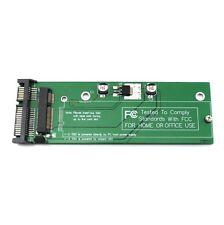 Apple Macbook Air SSD A1369 A1370 A1375 A1377 a SATA 3.5 Convertidor