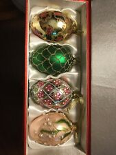 Joan Rivers Russian Inspired Faberge Eggs
