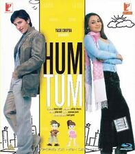 HUM TUM - SAIF ALI KHAN - RANI MUKHERJI - NEW BOLLYWOOD BLU RAY - FREE UK POST