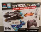 Zero Gravity Wall Speed Racer. Drives up walls and ceilings. New In Box.