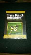 Travis Dorsch Combo Kicking DVD.Brand New