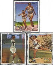 Paraguay 3629-3631 (edición completa) usado