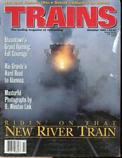 Trains Magazine October 1995 Detroit's Influence on Diesels