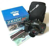 Zenit KM plus 35mm film camera Russia new design NEW BOX