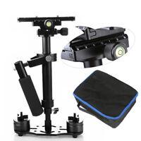 "16""/40cm Handheld Steady Stabilizer Steadicam for DV DSLR Camera Video S40 + Bag"