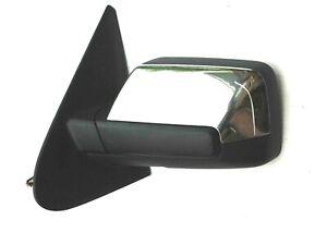 ✅ 2007 2008 Lincoln Navigator CHROME DRIVER POWER FOLD Left Mirror Door 07 08 LH