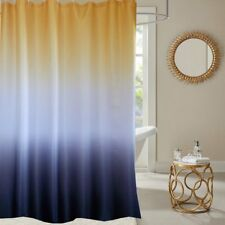 Modern artwork gradient waffle shower curtain new free shipping