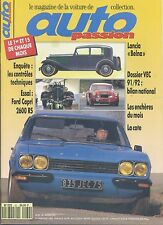AUTO PASSION n°62