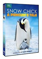 Snow Chick: A Penguin's Tale BBC world planet DVD Kate Winslet Gift Idea Nature