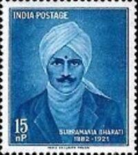 INDIA - 1960 - Subramania Bharati (Poet) - MNH Stamp - Scott #331