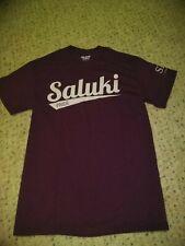 Saluki Pride T-shirt Siu-Carbondale University Size M College apparel-Maroon