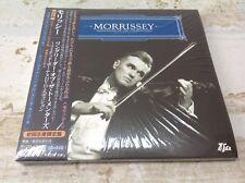 MORRISSEY RINGLEADER OF THE TORMENTORS JAPAN LTD. CD+DVD NEW SEALED The Smiths