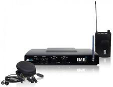 Db Technologies Eme One In Ear Monitor completo di auricolari wireless