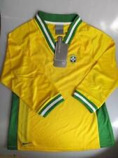 Maillots de football jaune, taille L