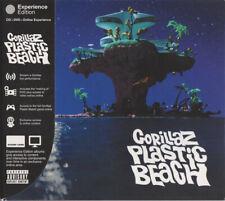 GORILLAZ Plastic Beach CD 17 Track Includes Outer J Card Sleeve (5099962760324