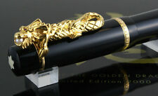 Montblanc Year of the Golden Dragon 2000 Fountain Pen #1996/2000