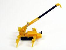 DM-Toys 4108 - Maeda MC-405CRM Miniraupenkran gelb - Spur N - NEU