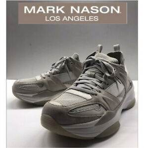 Mark Nason Mens 12 M Sneakers Griller Kelton Skechers off White ivory New