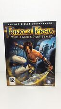 "Sony Playstation 2 / Ps2 "" Prince of Persia the Sands of Time "" Lösungsbuch"