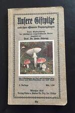 Hans schnegg-nos champignons et leurs comestibles sosie
