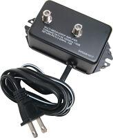 Philips Multi-Media Drop Antenna 18dB Signal Amplifier Booster SWS2081W/17 NWOB