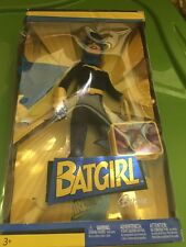 Mattel Batgirl Barbie Doll In Original Package