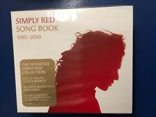 SIMPLY. RED.          FOUR DISC BOXSET         SONG BOOK. 1985 -  2010.
