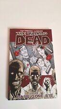 The Walking Dead Days Gone Bye Volume 1 Comic Book Paperback