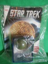 Eaglemoss Star Trek 146 Fesarius W/Collector Magazine