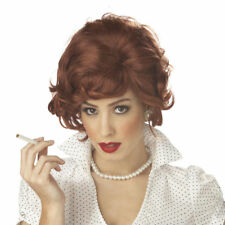 Home Wrecker OC Housewives Halloween Costume Wig Secretary 60s 70s Party