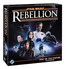 New Star Wars Rebellion Rise of the Empire Expansion Game Parts Cards Minis