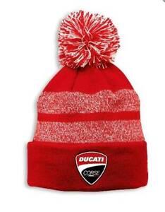 Ducati Corse Knit Bobble Hat