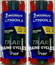 Michelin Lithion 3 700 x 25 2019 red / black (2 tires)