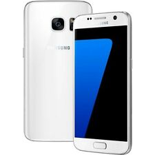 Unlocked Samsung Galaxy S7 SM-G930F 32GB GSM T-Mobile AT&T Cricket  White Great
