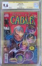 "Cable #150 (Marvel, 12/17) CGC 9.6 NM+  Rob Liefeld ""Signature Series"""