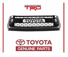 GENUINE TOYOTA Tundra 2014-2017 TRD PRO Magnetic Gray 1G3 Grille Grill