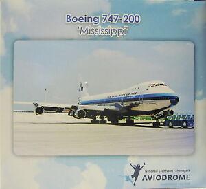 """Boeing 747-200 """" - """" , Klm , 1/300, Hobby Master, Métal, Neuf"""
