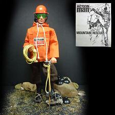 Vintage 1979 Action Man Mountain Rescue Late Issue Palitoy GI Joe