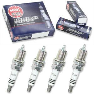4 pcs NGK Iridium IX Spark Plugs for 2001-2005 Honda Civic 1.7L L4 - Engine ue
