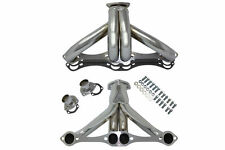 SBC Small Block Chevy Hugger Headers Stainless Steel 283 305 350 400 Heavy Duty