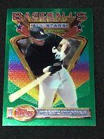 1993 Topps Finest Baseball FRANK THOMAS ALL STAR SP, NM, Chicago White Sox HOFER