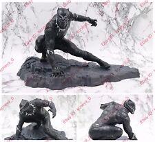 Super Hero movie Avengers Infinity War Black Panther 1/6 PVC Statue Figure nobox