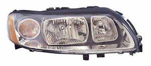 New Right/Passenger Side Halogen Headlight Assembly FOR 2005-2007 Volvo V70/XC7