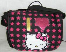 Hello Kitty LAPTOP MESSENGER BAG FREE USA SHIPPING NWT