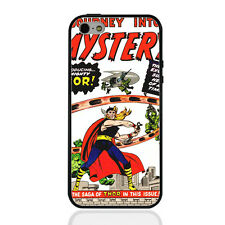 APPLE IPHONE 5 5S CASE COVER MARVEL JOURNEY INTO MYSTERY #83 1st Thor Loki NEW