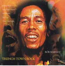 CD 15T BOB MARLEY TRENCH TOWN ROCK DE 1997 TBE